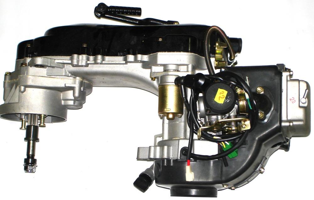 Ремонт скутера своими руками 4-х тактный китай 9