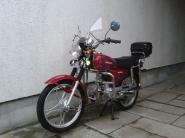Mopēds WJ50